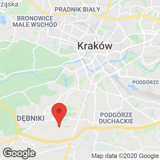 Mapa lokaliacji Krygowskiego II